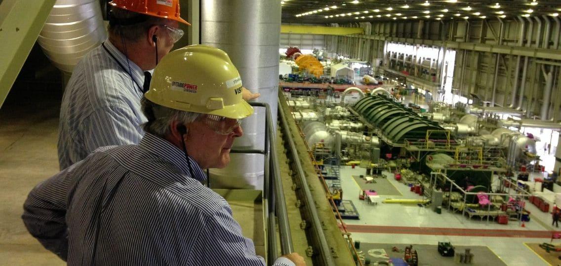 Darlington Nuclear Generator