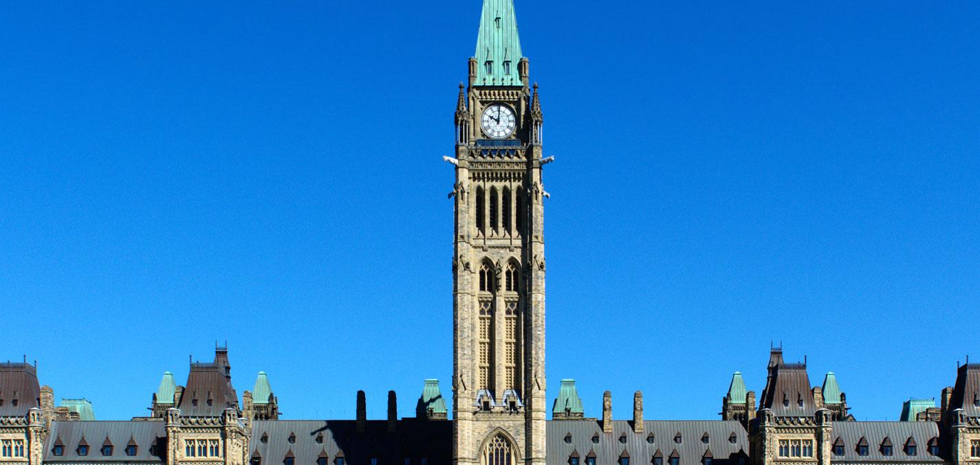 Photo of Parliament Hill by Kumar Appaiah CC 2.0