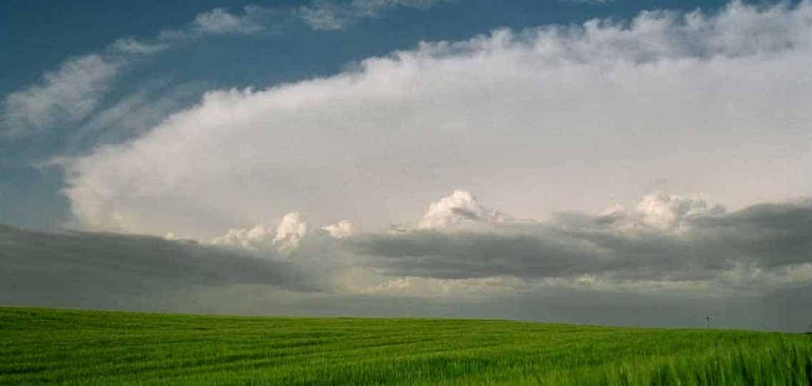 Prairie Stormscape