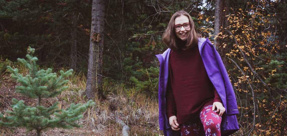 Emma-Jane, youth climate striker