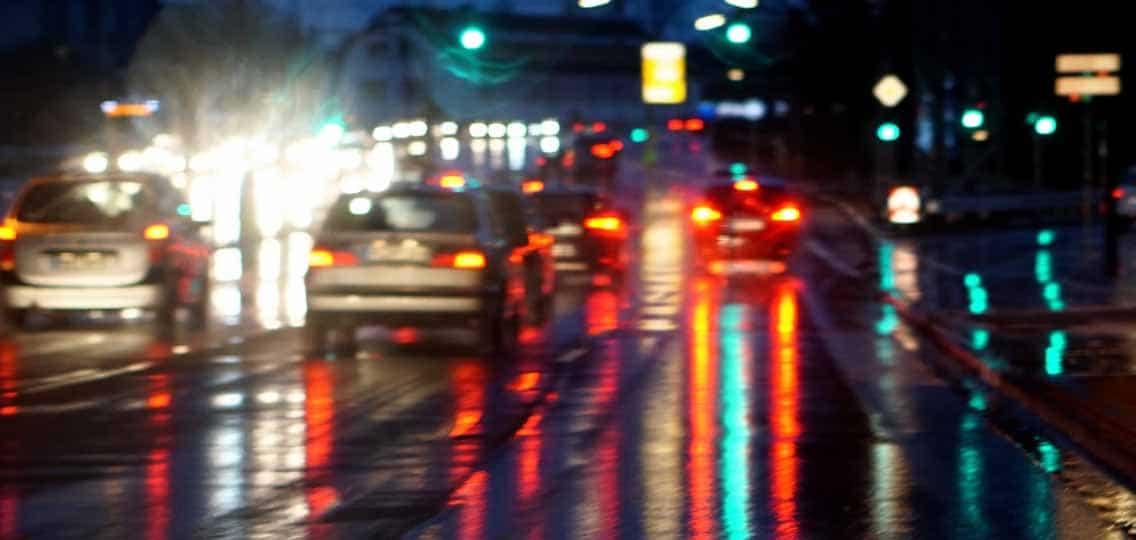 Photo of Traffic at Night