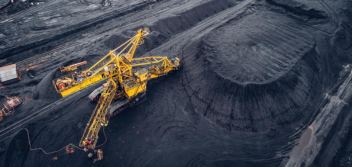 Thermal coal mine