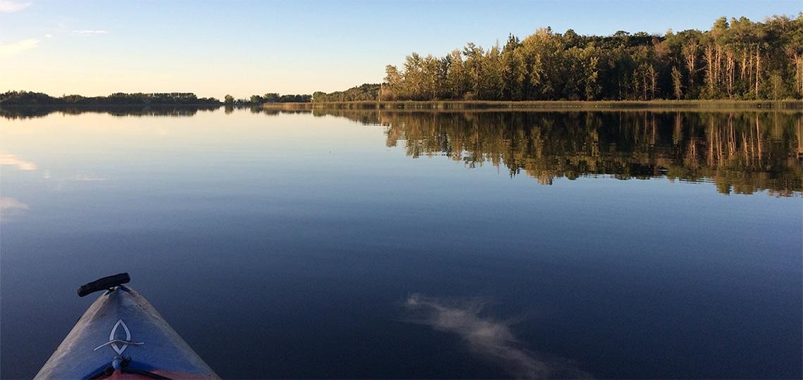 Lacombe Lake