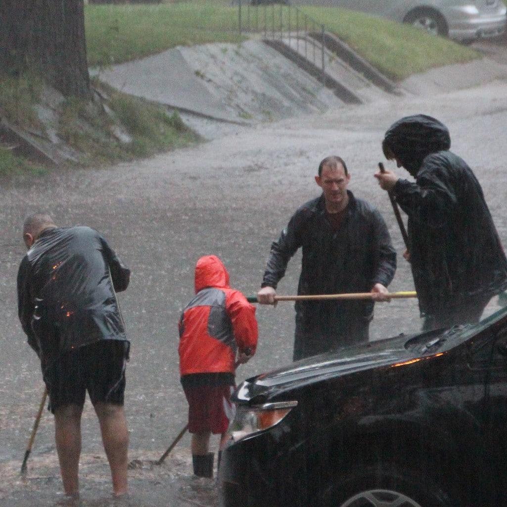 Neighbourhood flood by Can Pac Swire via Flickr