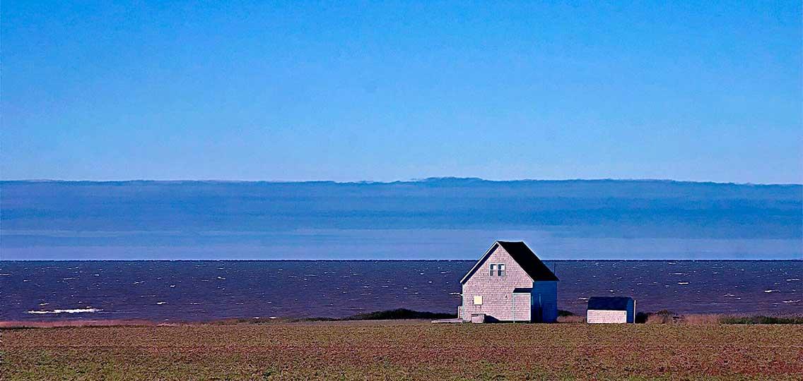 Photo of the Northumberland Strait